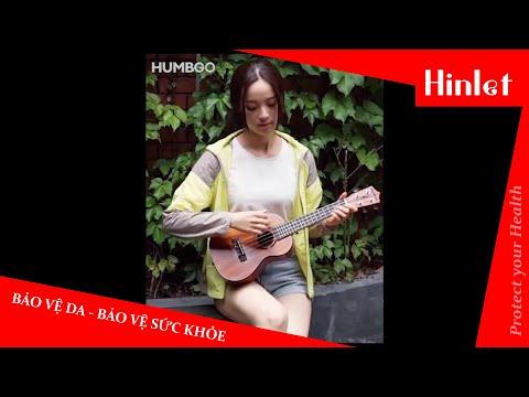 Áo Khoác Chống Nắng Humbgo Phong Cách Thể Thao - Anti UV UPF50+