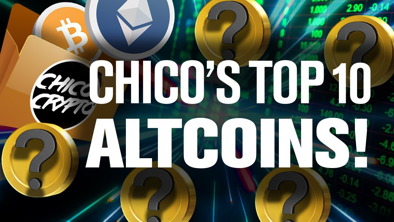 top new altcoins