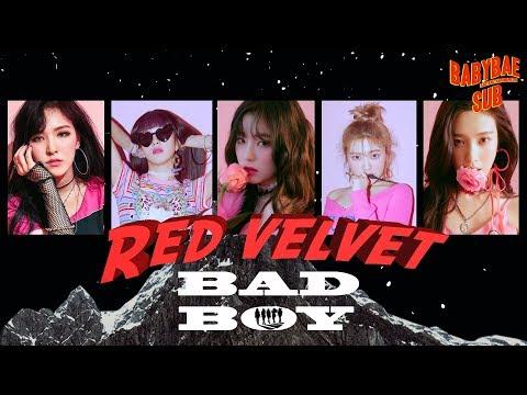 [Thaisub/Lyrics] Red Velvet - Bad Boy #BABYBAESUB*