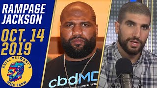 Rampage Jackson calls Fedor Emelianenko his favorite fighter | Ariel Helwani's MMA Show