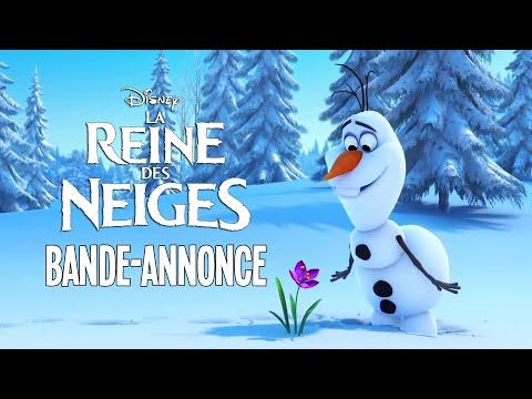 La Reine Des Neiges Teaser Olaf Et Sven Youtube
