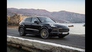 2018 New Porsche Cayenne Turbo Drive   Porsche   Car Fellow