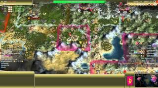 #026 Lets Play Civilization 4 - Beyond the sword [Next War] [Deutsch] [HD] - Wahre Kommunisten