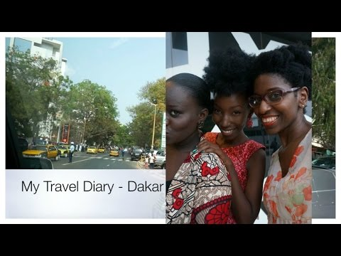 My Travel Diary -- Dakar - In the City