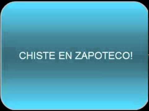 Binni Gue Chiste En Zapoteco