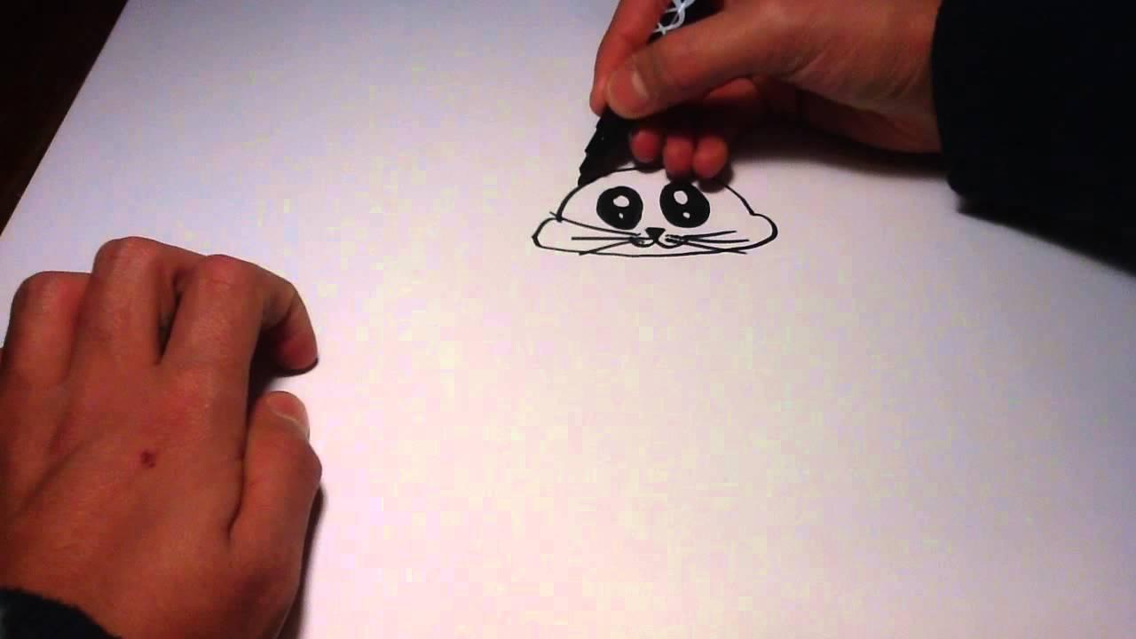 Tutoriel dessin dessiner un lapin dessin cartoon apprendre dessiner youtube - Un lapin dessin ...