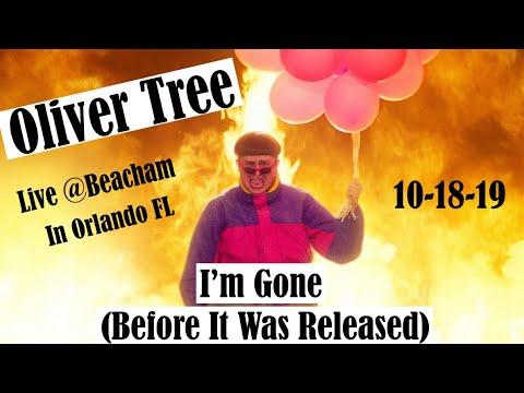 Oliver Tree - I'm Gone (Live @Orlando Beacham) [10-18-19]