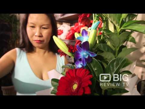 Florist   Sindy Flower Express   Toongabbie   NSW   2146   Video   Flower Shop   Review   Content