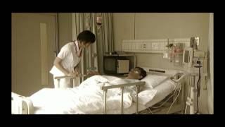 バイクの飲酒運転で転倒した増田修一さんが搬送されてきた。腹腔内出血...