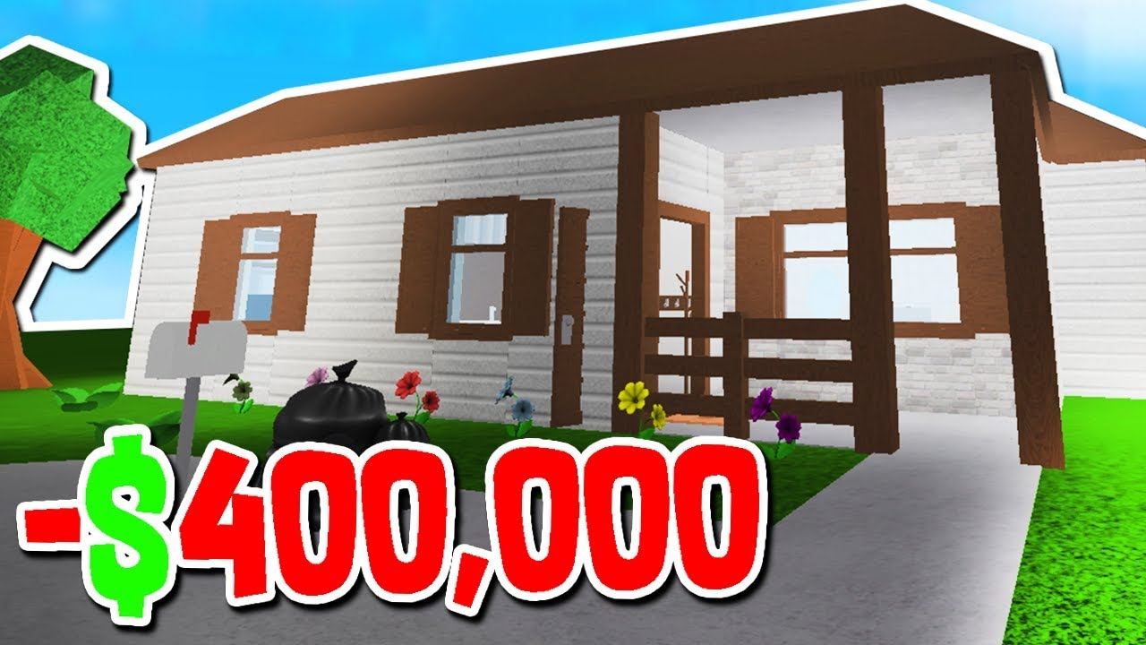 I Spent 24 Hours In Someones House Roblox Bloxburg Youtube - I Bought Every House In Roblox Bloxburg Youtube