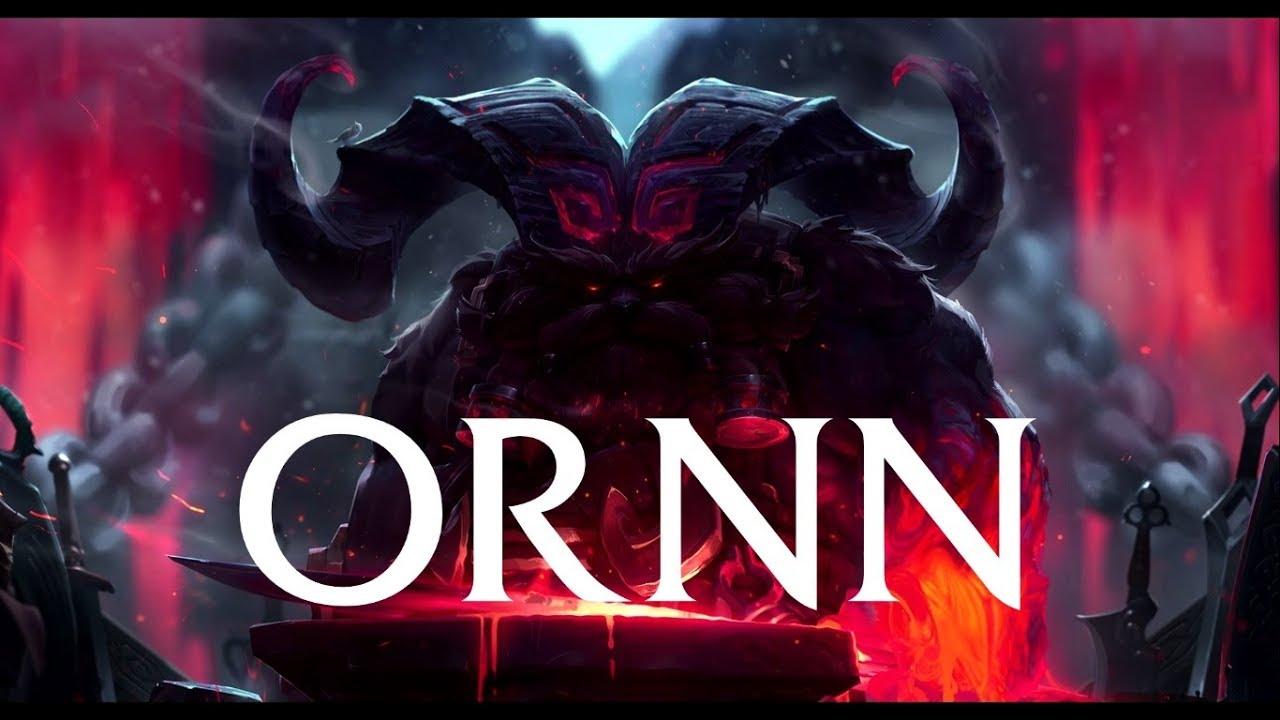 onlinebutik bästsäljande var man kan köpa Ornn LoL New Champion Abilites & Gameplay [Preview] | Ornn, the ...