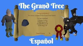 [OSRS] The Grand Tree Quest (Español)
