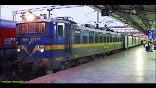 OFFLINK : WAG 7 with Rajdhani Express...!!