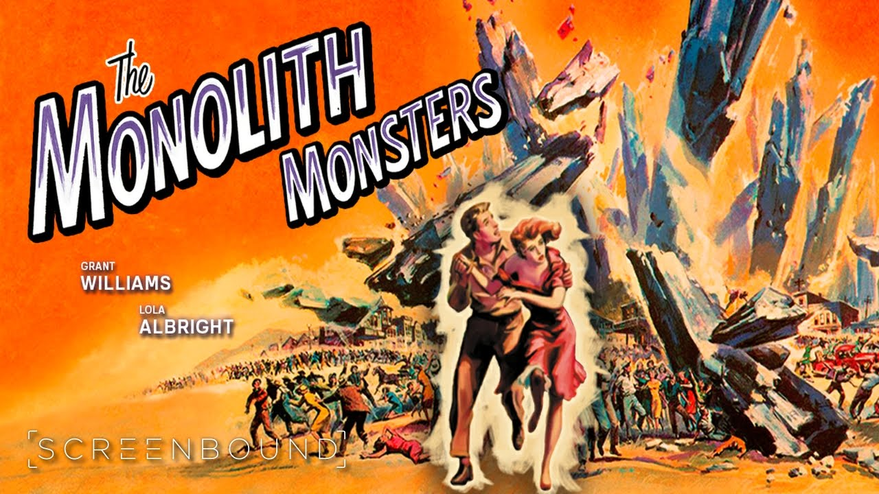 monolith monsters 1957 trailer youtube monolith monsters 1957 trailer