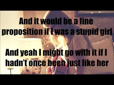Taylor Swift - Girl At Home (Lyrics)
