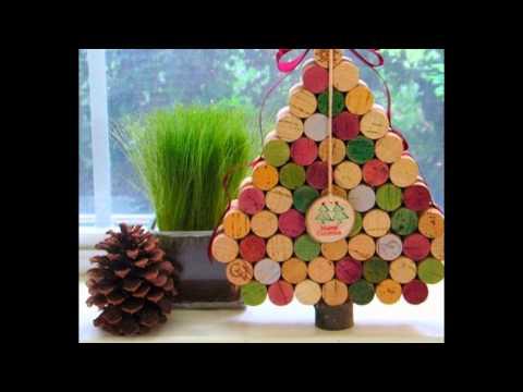 Видео Новогодняя ёлка.Необычные и креативные идеи новогодних ёлок