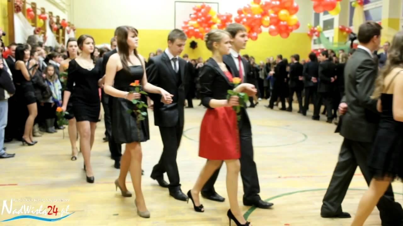 2da353dc2e Komers Gimnazjum nr 3 w Tarnobrzegu 28.01.2012 HD - YouTube