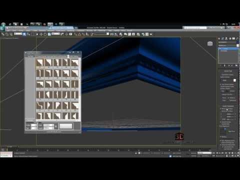 3ds Max Sweep Profile Scripti Kurulumu Ve Kullanımı
