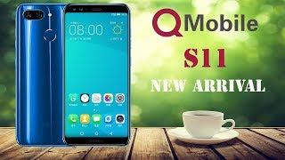 Qmobile S11(Gionee) Smartphone Official || New Launched || Full View Display || Four Cameras