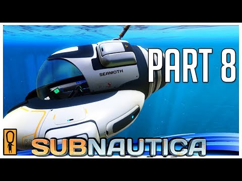 SECRET ISLAND AND SEAMOTH - Let's Play Subnautica Blind Part 8 - FULL RELEASE GAMEPLAY [TWITCH]