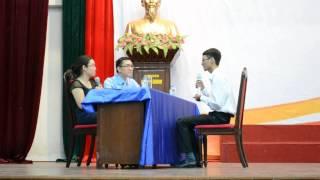 [IP2013] Hội thảo Kỹ năng viết CV và Phỏng vấn Học viện Tài chính - Demo Interview