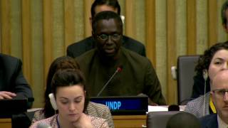 Adonia Ayebare, Permanent Representative of Uganda to the United Nations