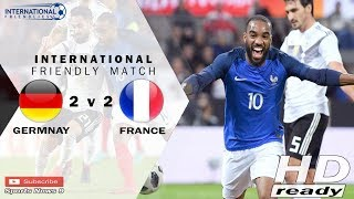Download Video Germany vs France 2-2   All Goals & Extended Highlights 15/11/2017 MP3 3GP MP4