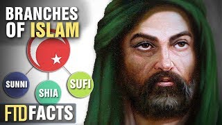 The Major Branches Of Islam Explained