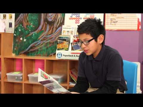 Luis Nagano: 2014 Scholastic All-Star Award Finalist