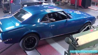 2016 South Bay Mopars dyno day @ Brauns