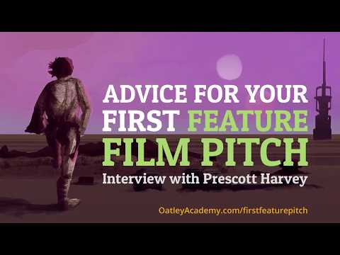Advice For Your First Feature Film Pitch :: ArtCast #94