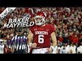 Baker Mayfield Highlights vs TCU // 18/27 333 Yards, 3 TDs // 11.11.17