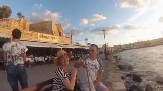 Крит сентябрь 2016(Западный Крит в сентябре 2016 года на арендованном автомобиле., 2016-10-30T17:31:43.000Z)