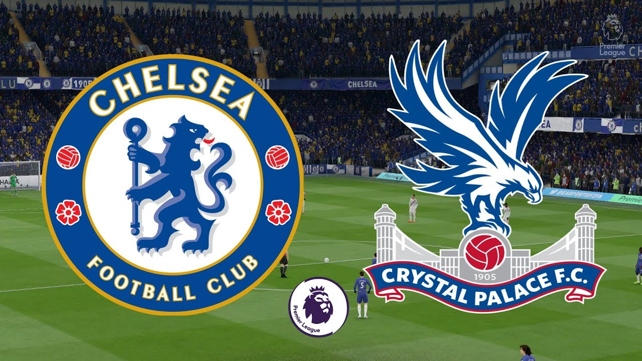 Premier League 2018 19 Chelsea Vs Crystal Palace 04 11 18 Fifa 19 Youtube