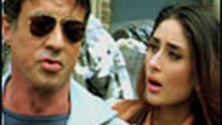 Sylvester Stallone saves the women - Kambakkht Ishq