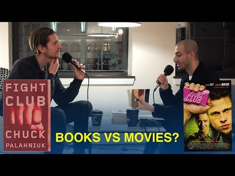 Reading Books vs Watching Movies: Which is Better? | Podcast Clip