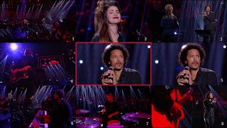 """Eagle-Eye Cherry / Daysy """"What About Us"""" (Pink) (Mosaïque) (2018)"""