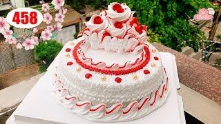 cake decorating bettercreme vanilla (458) Học Bánh Xuân 2019  (458)