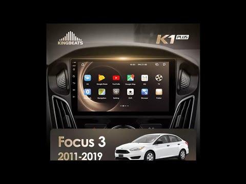 Установка магнитолы Android Ford Focus 3