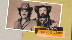 The History Of The Flying Burrito Brothers!