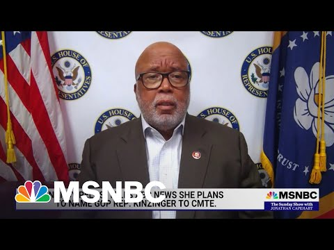 Rep. Bennie Thompson On The Jan. 6 Select Committee