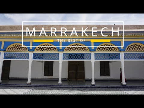 Marrakech in 2 min I Who Needs Maps