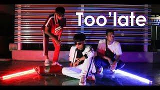 สายเกินไป (Too'late) – UNDERGROUND 【OFFICIAL MV】[OPPIANG,Yong Slaz,Y.MAiL]