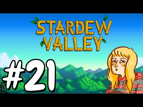 stardew-valley:-summer-foraging-bundle-and-the-mayors-shorts?!----part-#21