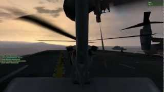 ArmA II Free - Multiplayer PC Gameplay HD 1080p - Part A (first experience)