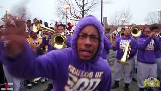 Alcorn State  vs Talladega College (BEST QUALITY ) (RAW!!) (CLOSE UP VIEW) @ Orpheus Parade 2018