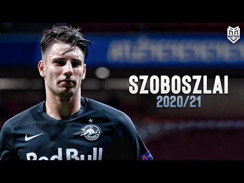 Dominik Szoboszlai 2020/21 • Magic Skills, Goals & Assists | HD