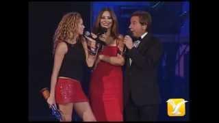 Paulina Rubio, Te quise tanto, Festival de Viña 2005
