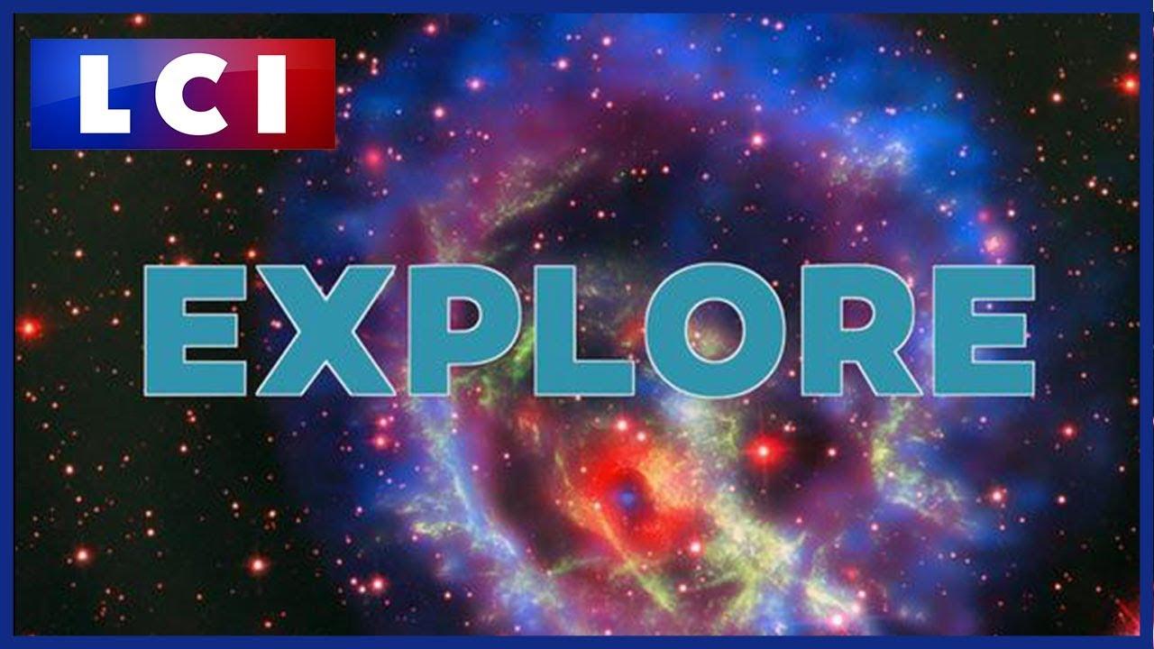 Admirez Cette Supernova Née De La Fusion Détoiles à Neutrons