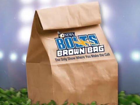 Bolts Brown Bag - Dec. 1, 2014